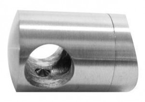 Uchwyt przelotowy 12 mm dla rury 42,4 mm